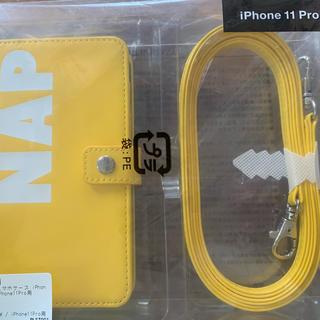トリプルエー(AAA)のNissyスマホケース iPhone11pro(iPhoneケース)