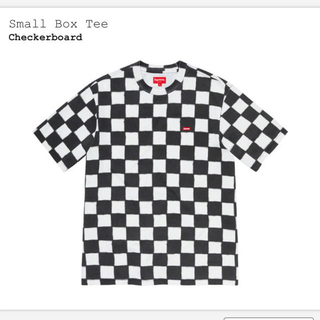 シュプリーム(Supreme)のsupreme small box logo tee   L(Tシャツ/カットソー(半袖/袖なし))