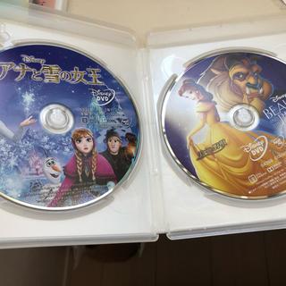 ディズニー(Disney)の最終値下げ☆ディズニー 美女と野獣 アナ雪 DVDセット(アニメ)