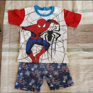 マーベル(MARVEL)のスパイダーマン、パジャマ(パジャマ)