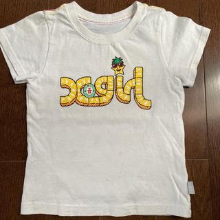 エックスガールステージス(X-girl Stages)のX-girl  stages ⭐︎ 白Tシャツ(Tシャツ/カットソー)