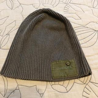 ディーゼル(DIESEL)のDIESEL◎ニット帽(ニット帽/ビーニー)