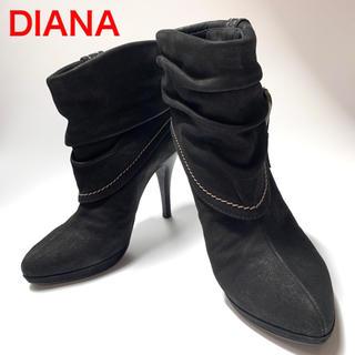 ダイアナ(DIANA)のDIANA ダイアナ ショートブーツ(ブーツ)
