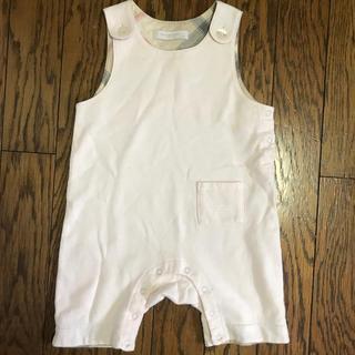 BURBERRY - ロンパース ベビー服