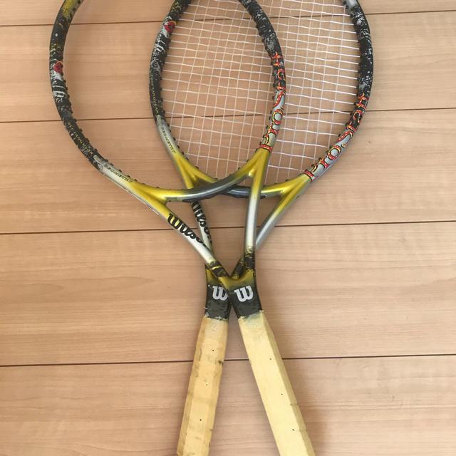 wilson(ウィルソン)のWilsom(ウィルソン) 硬式 テニスラケット スポーツ/アウトドアのテニス(ラケット)の商品写真