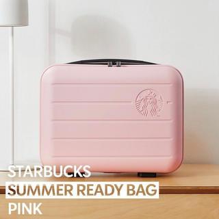 スターバックスコーヒー(Starbucks Coffee)の韓国限定 スターバックス starbucks サマーレディバッグ 専用(スーツケース/キャリーバッグ)