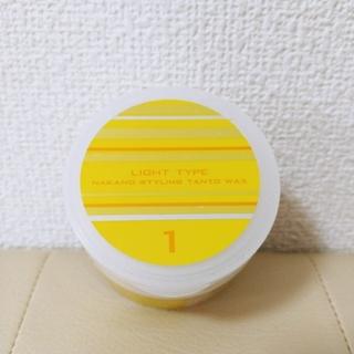 ナカノ(NAKANO)の【新品未開封送料込】ナカノスタイリングタントNワックス1(ヘアワックス/ヘアクリーム)