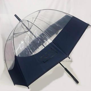 ハンター(HUNTER)のハンター HUNTER 傘 オリジナル バブル ネイビー (傘)
