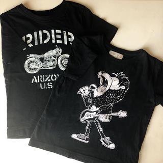 ZARA - ZARA H&M Tシャツ 2枚セット