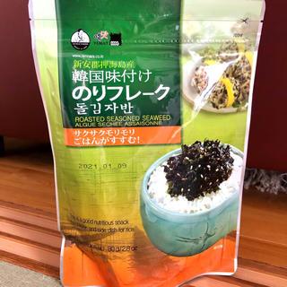 コストコ(コストコ)のルイ様専用☆韓国味付けのりフレーク2袋(新品未開封)(乾物)