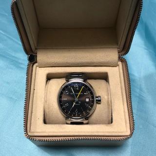 ルイヴィトン(LOUIS VUITTON)のルイヴィトンのオートマチック時計タンブール(腕時計(アナログ))