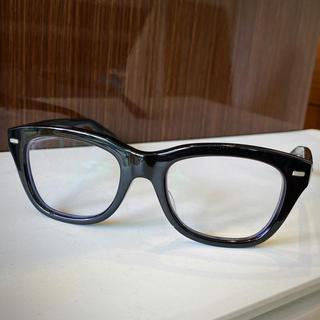 ビューティアンドユースユナイテッドアローズ(BEAUTY&YOUTH UNITED ARROWS)の【美品】金子眼鏡コラボモデル サングラス(クリアガラス) (サングラス/メガネ)