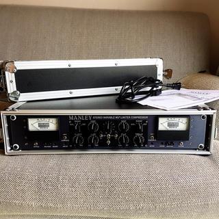【定価60万】MANLEY マンレイ Stereo Varaible MU MS(エフェクター)