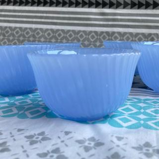 東洋佐々木ガラス - 佐々木硝子 小鉢揃 珍味入れ デザート皿 5つ