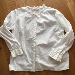 サマンサモスモス(SM2)のオフホワイト ブラウス(Tシャツ(長袖/七分))