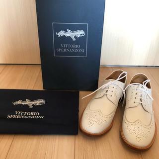 トゥモローランド(TOMORROWLAND)のトゥモローランド別注 VITTORIO SPERNANZONI 36サイズ(ローファー/革靴)