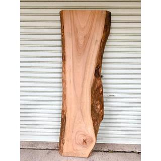 天然楠木(クスノキ)1枚板天板+クルミ板4枚(バーテーブル/カウンターテーブル)