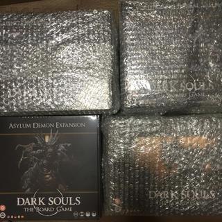 【7/5まで】Dark Souls ダークソウル ボードゲーム 拡張ボスセット(その他)
