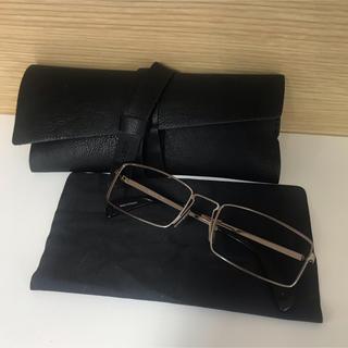 ヨウジヤマモト(Yohji Yamamoto)のヨウジヤマモト Yohji Yamamoto メガネフレーム 19-0008(サングラス/メガネ)