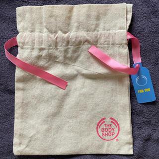 ザボディショップ(THE BODY SHOP)のボディーショップ  プレゼント巾着(ランチボックス巾着)