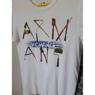 アルマーニエクスチェンジ(ARMANI EXCHANGE)のARMANI EXCHANGE  Tシャツ半袖 AXTシャツ(Tシャツ/カットソー(半袖/袖なし))