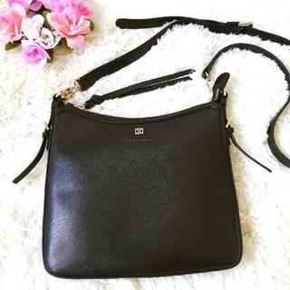 大人気♥極美品♥コチネレ♥COCCINELLE♥ショルダーバッグ♥ブラック310(ショルダーバッグ)