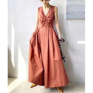 アメリヴィンテージ(Ameri VINTAGE)のAMERI  LADY ATTRACTIVE DRESS(ロングドレス)