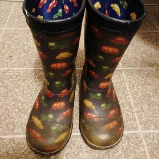 ミキハウス(mikihouse)のmikihouse長靴17cm(長靴/レインシューズ)