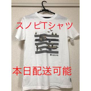 スノーピーク(Snow Peak)の【Snow Peak】スノーピークTシャツ(Tシャツ/カットソー(半袖/袖なし))