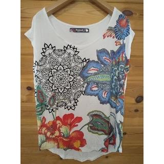 デシグアル(DESIGUAL)のDesigual トップス(Tシャツ(半袖/袖なし))