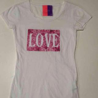 レディー(Rady)のrady   ラブTシャッ(Tシャツ/カットソー(半袖/袖なし))