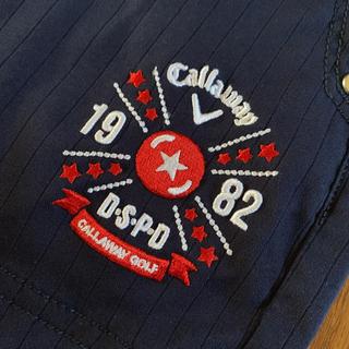 キャロウェイゴルフ(Callaway Golf)のキャロウェイ callaway ゴルフ ウェア ショートパンツ レディース (ウエア)