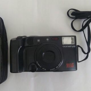 オリンパス(OLYMPUS)のカメラ IZM200 OLYMPUS 値下げ(フィルムカメラ)