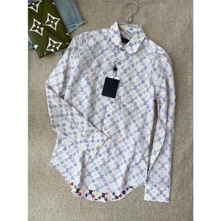 ルイヴィトン(LOUIS VUITTON)のLV★LVSE レギュラーシャツ ウィズ DNAカラー(シャツ)