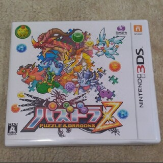 3DS ソフト  パズドラZ(複数購入お値引き有り)(家庭用ゲームソフト)