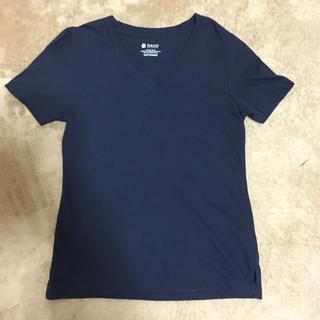 ナノユニバース(nano・universe)のTシャツ Vネック(Tシャツ(半袖/袖なし))