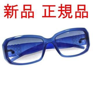 ショパール(Chopard)のあっここ様専用【新品】ショパール サングラス ブルー CH007/T31(サングラス/メガネ)