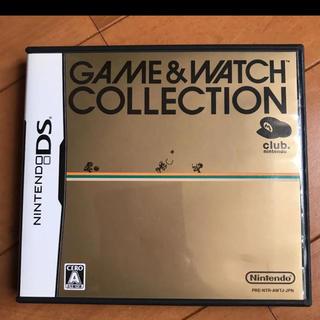 ニンテンドーDS(ニンテンドーDS)のGAME &WATCH COLLECTION 非売品ソフト‼️(携帯用ゲームソフト)