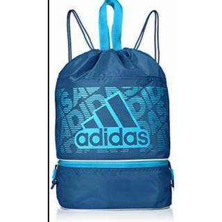 adidas - 新品タグ付 アディダス プールバッグ スクールバッグ ナップサック