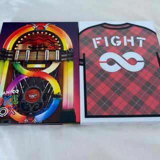 juke box 初回b,fight 初回b セット 関ジャニ∞ cd/dvd