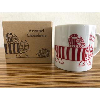 リサラーソン(Lisa Larson)の新品、未使用!LISA LARSON のカップ マグカップ コーヒーカップ(グラス/カップ)