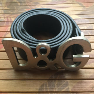 ディーアンドジー(D&G)のD&Gベルト(ベルト)