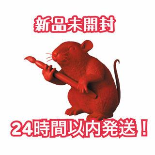 メディコムトイ(MEDICOM TOY)のLOVE RAT(RED Ver.)新品未開封品 バンクシー メディコムトイ(その他)
