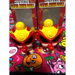 ヒステリックミニ(HYSTERIC MINI)のヒステリックミニ 人形2体セット(ぬいぐるみ/人形)