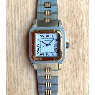 Cartier - カルティエ・サントス ・ガルべ 90年代