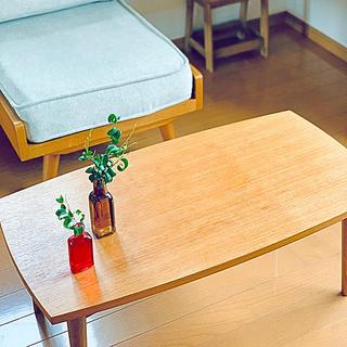 ウニコ(unico)のウニコ アルベロ ローテーブル(ローテーブル)