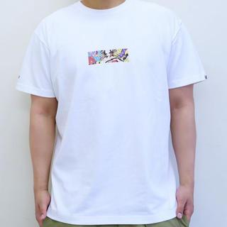 シュプリーム(Supreme)の即完売!!SAPEur  ONEPIECE ハンコック Tシャツ(Tシャツ/カットソー(半袖/袖なし))