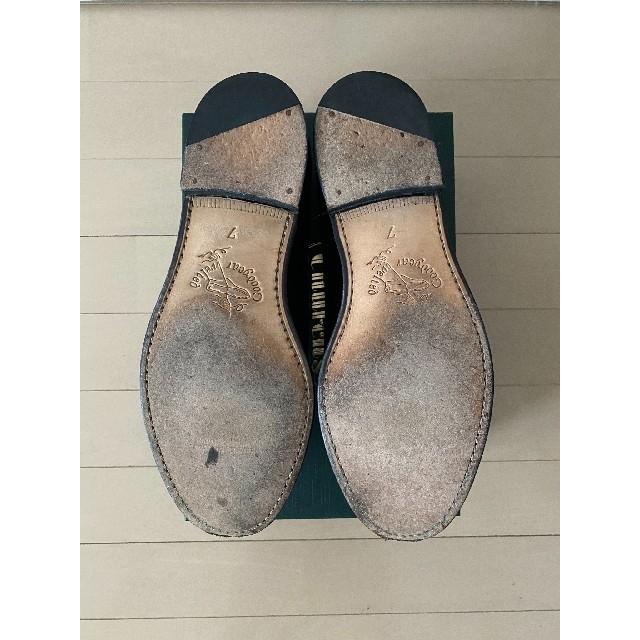 Alden(オールデン)のJalan Sriwijaya ローファー 26.0 黒 メンズの靴/シューズ(ドレス/ビジネス)の商品写真