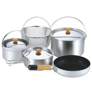 ユニフレーム(UNIFLAME)のユニフレーム   クッカー ケトル セット fan5  Duo  (調理器具)
