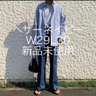 ラングラー(Wrangler)の【新品】Wrangler ランチャー ドレスジーンズ スラックス 29 スタプレ(スラックス)